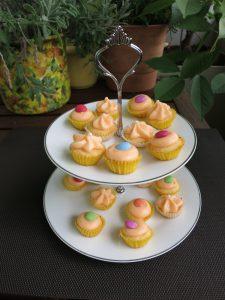 Grundrezept Mini Cupcakes