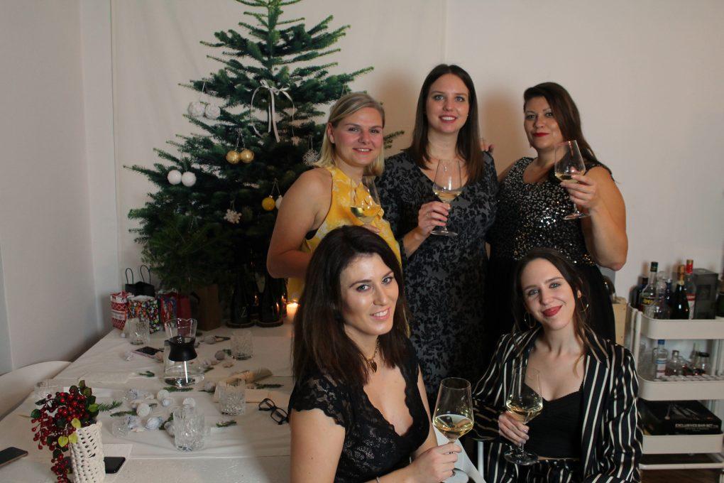 Blogger Weihnachtsdinner
